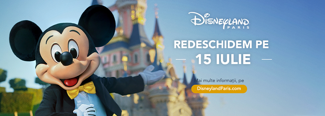 Disney redeschidere
